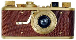 Leica Luxus camera