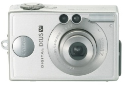 Canon Ixus v² digital camera